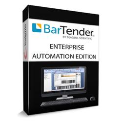 Софтуер за дизайн на етикети BarTender Enterprise Automation