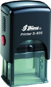 AUTOMATIC STAMP SHINY S-835 size 20x30 mm