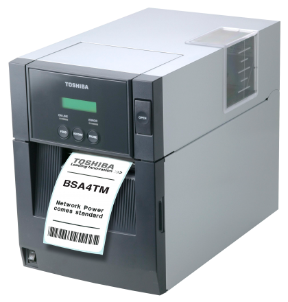 Етикетен баркод принтер TOSHIBA B-SA4TM