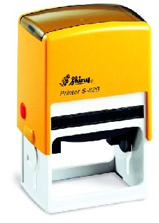 AUTOMATIC RECTANGULAR STAMP SHINY S-542