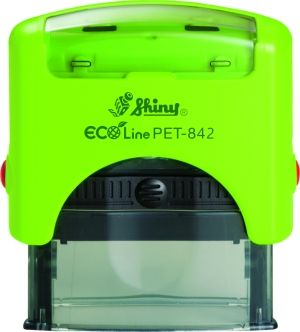 SHINY ECO LINE PET 844 AUTOMATIC STAMP