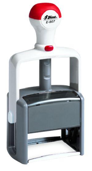 АВТОМАТИЧЕН ПЕЧАТ SHINY E-906 размер 33x56 mm