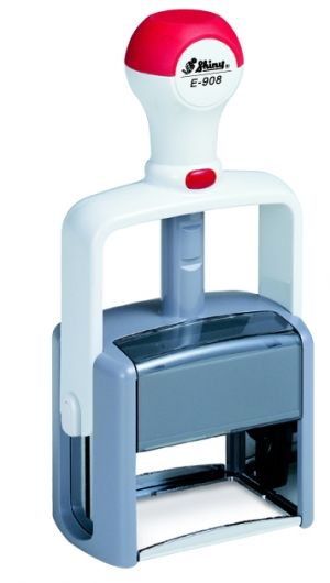 AUTOMATIC STAMP SHINY E-907 size 40x60 mm