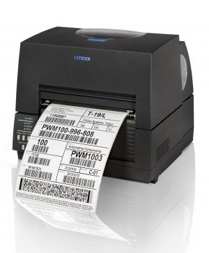LABEL BARCODE PRINTER CITIZEN CL-S6621