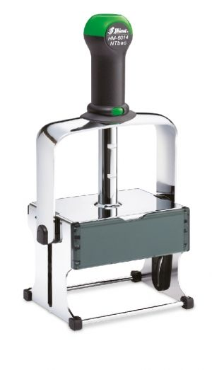 AUTOMATIC STAMP SHINY HM-6014 size 60x90 mm
