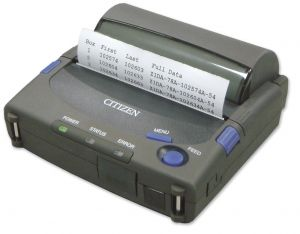 PORTABLE PRINTER CITIZEN PD24