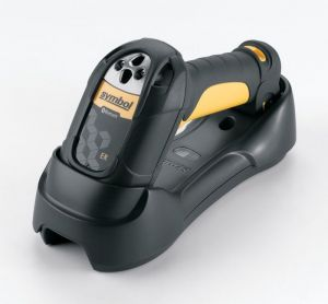 Industrial barcode scanners