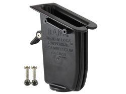 RAM Drop-N-Lock™ SCANNER GUN HOLDER- RAP-317U