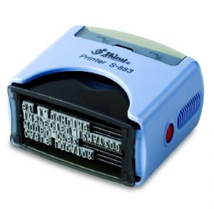 SELF ORDERING AUTOMATIC STAMP SHINY R-5842