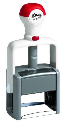 АВТОМАТИЧЕН ПЕЧАТ SHINY E-900 размер 24x41 mm